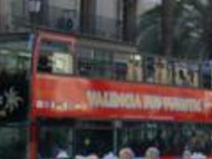 Valencia Touristic Bus Photos