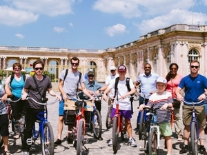 Versailles Bike Guided Tour Photos