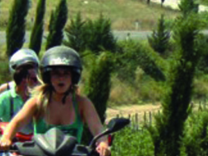 Vespa/Scooter tour in Tuscany Photos