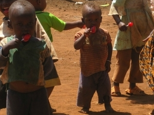 Volunteering in Tanzania - Work at English Boarding School Photos