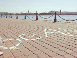 Walking tour around St. Petersburg Photos