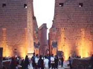 Walking tour in luxor (luxor temple , luxor museum , mummification museum , karnak temple , mut temple , open air museum ) Photos