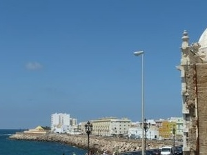 Walking Tour of Cadiz Historical City Centre