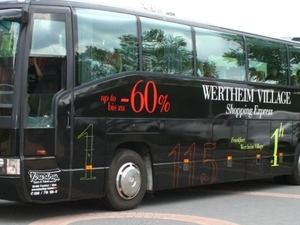Wertheim Village Shopping Tour Photos