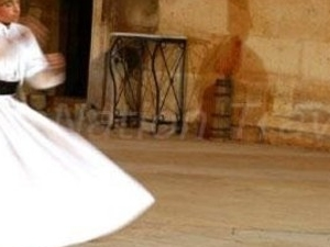 WHIRLING DERVISHES CEREMONY IN A HISTORIC CARAVANSERAI Photos