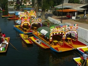 Xochimilco the floating gardens Photos