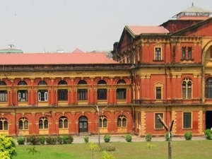 Yangon City Tour ( BURMA ) Photos