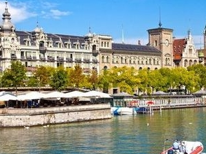 Zurich Super Saver 1: Best of Zurich City Tour including the Lindt Chocolate Factory Outlet Photos
