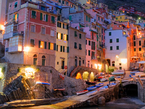 Cinque Terre Coastal Walk Photos
