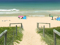 Beach Side Retreat