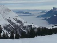 Chambre au coeur des Alpes