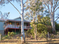 Double room in rural home, Brisbane