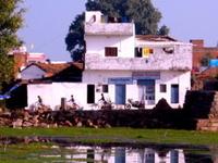 Friends in Khajuraho