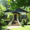 House in the Delta del Tigre.