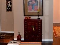 Retropolitan Asian-inspired Home