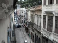 Strolling in Copacabana and Ipanema.