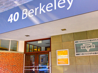 40 Berkeley Hostel