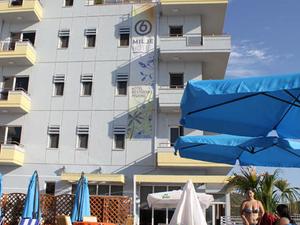 6 Milje Hotel - Saranda