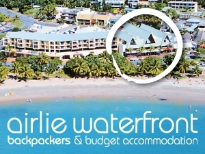 airlie waterfront backpackers airlie beach australia. Black Bedroom Furniture Sets. Home Design Ideas
