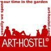 Art Hostel-Usually We Spend Our Time In The Garden