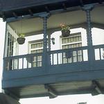 Balcon Colonial