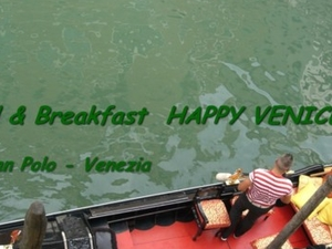 Bed and Breakfast Happy Venice
