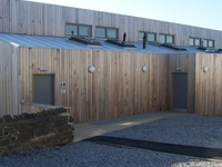 Betws Eco Lodge