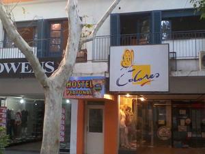 DG Hostel Peatonal San Juan