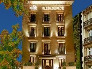 Domenii Plaza Hotel Residence Cerisiers