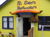Fat Salmon Backpacker's Hostel