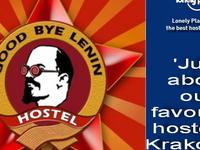 Good Bye Lenin Hostel - Pub & Garden!