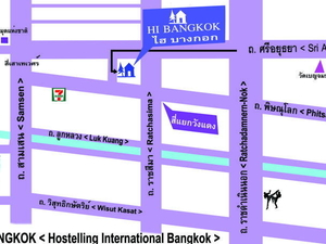 Hostelling International Bangkok Hostel
