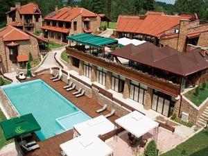 Hotel Aurora Resort&Spa-Berovo