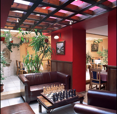 Hotel Batory - Guest rooms
