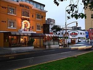 Hotel San Agustin Colonial Inn