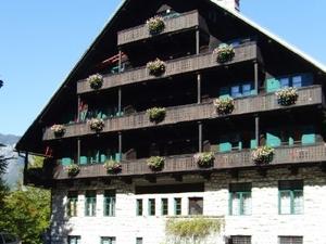 Hotel Villa Bellevue Bohinj