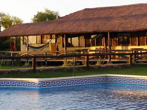 Irupe Lodge