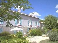 Maison Bois Fleurie