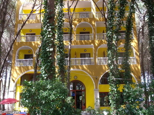Mali Robit Hotel and Campsite