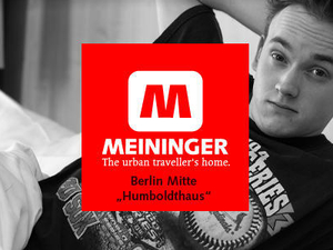 MEININGER Berlin Mitte Humboldthaus