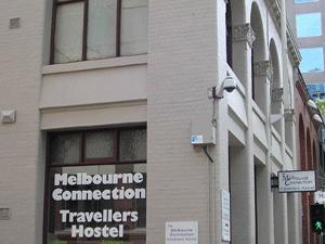 Melbourne Connection Travellers Hostel