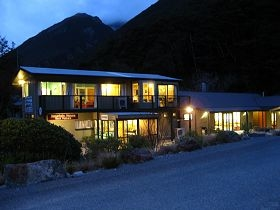 Mountain House Arthurs Pass