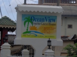 Ocean View Tourist Guest House