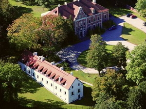 Palac w Leznie
