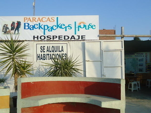 Paracas Backpackers House