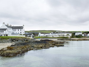 Port Charlotte Islay Youth Hostel