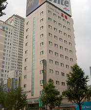 Pusan Central Hotel