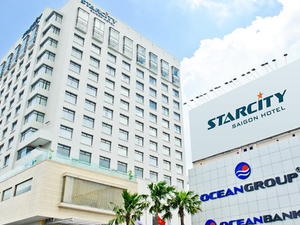 Starcity Saigon - Ho Chi Minh