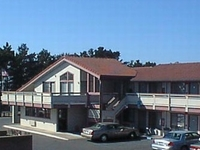Super 8 Motel Fort Bragg