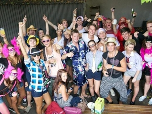 Sydney G'Day Backpackers